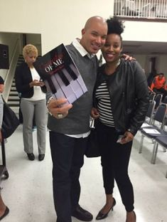 Best Selling Author Johnny Wimbrey & I
